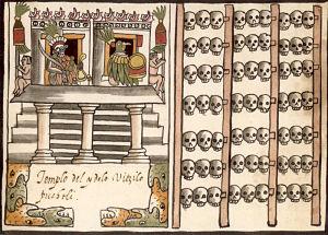 Aztec History - Codex Image