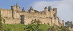 Carcassone Castle France