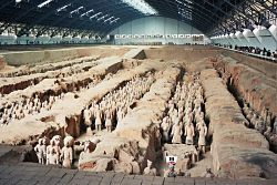 Ancient Chinese Culture   Terracotta Army of Emperor Qin
