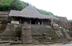 The Aztecs - Temple Ruins