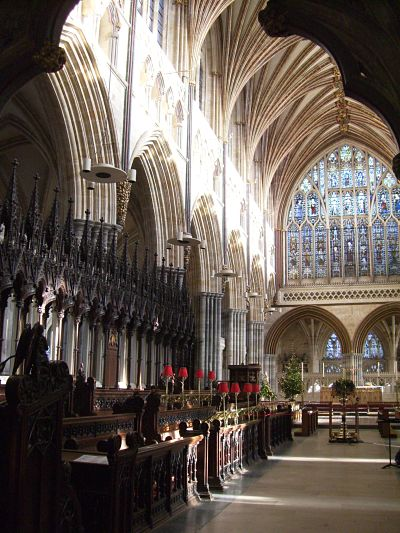 World Culture | Exeter Cathedral